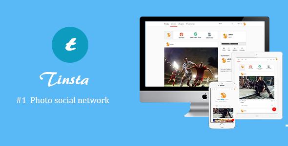 Tinsta v1.1 – A Photo Sharing Social Networking Platform