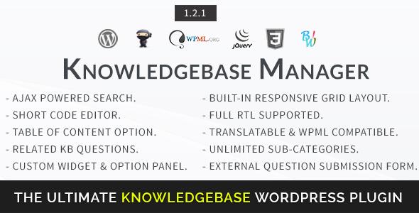 BWL Knowledge Base Manager v1.2.1