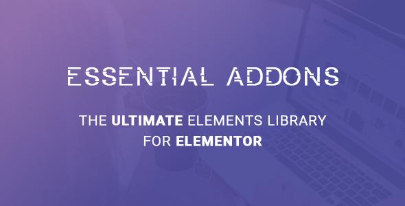 Essential Addons for Elementor v2.5.2
