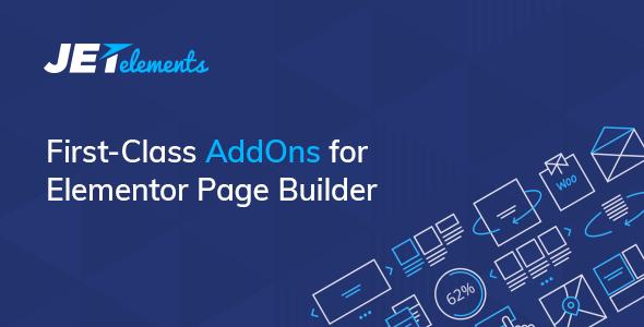 JetElements v1.7.1.1 – Addon for Elementor Page Builder