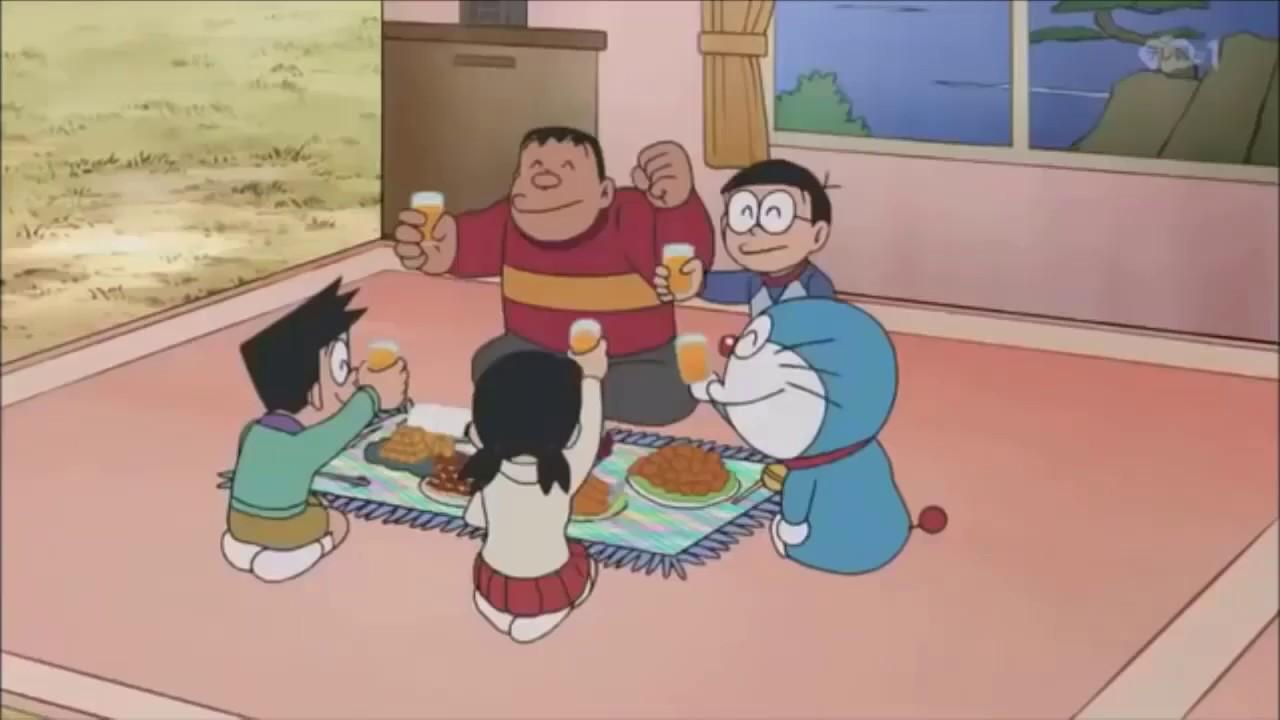 Doraemon: Suniyo ke Baal Kharab Ho Gye! 😃Download Doraemon App😀