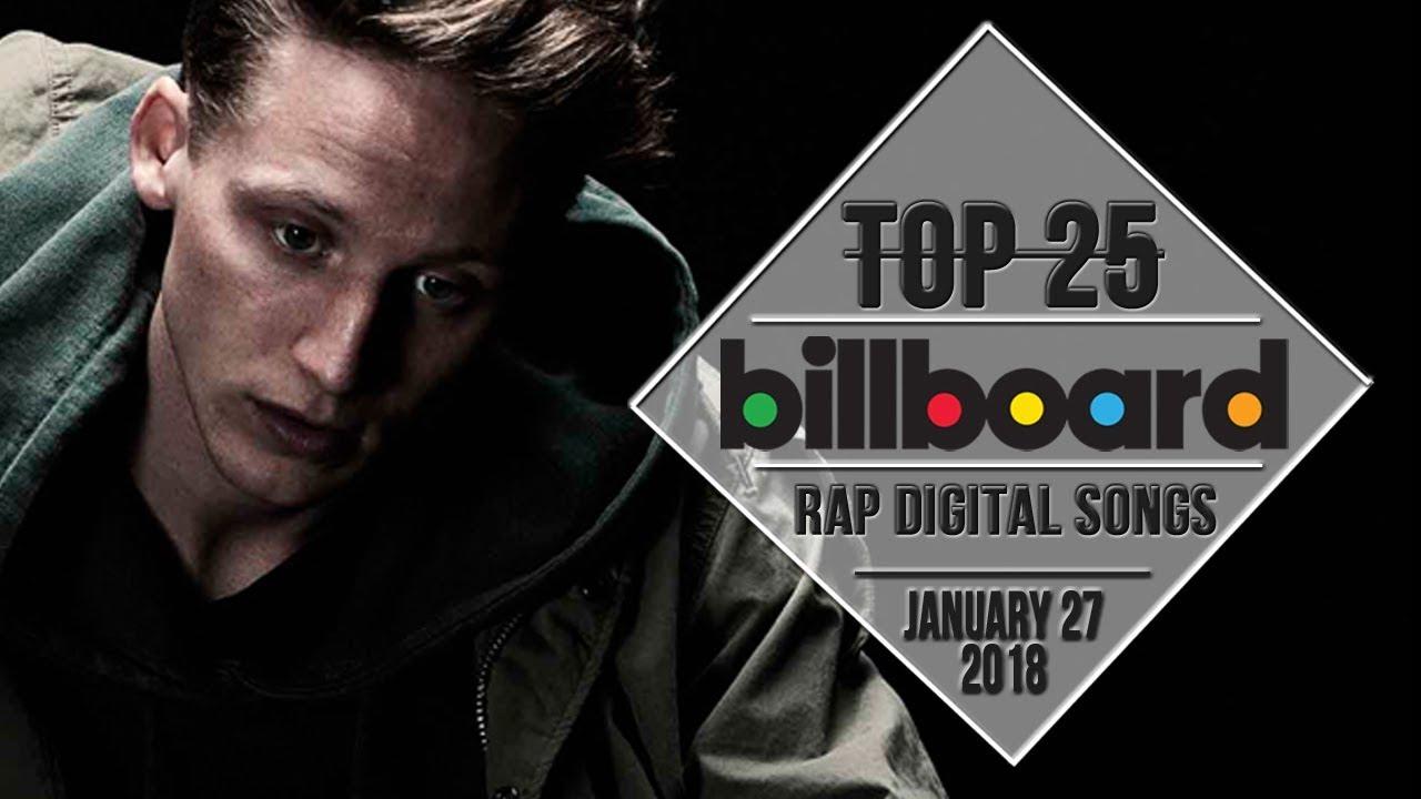Top 25 • Billboard Rap Songs • January 27, 2018 | Download-Charts