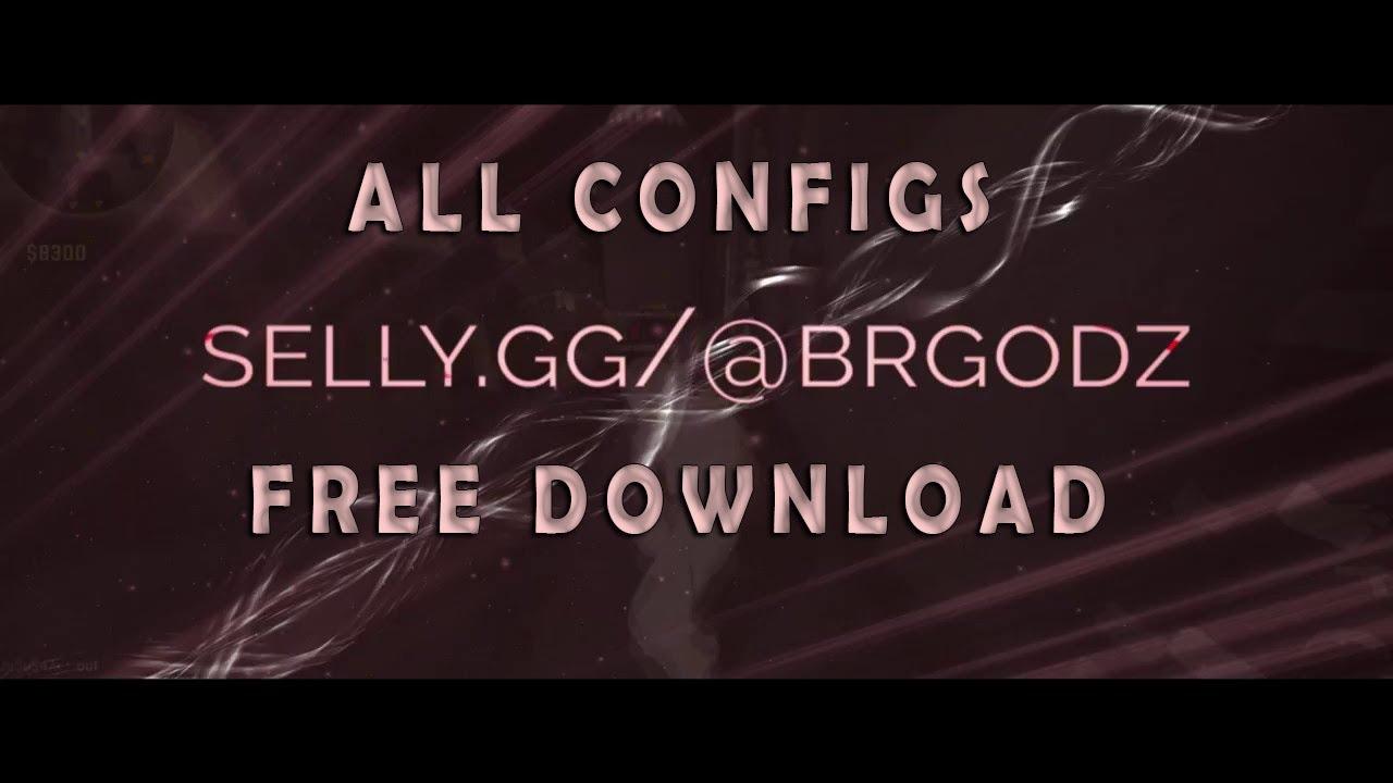 CSGO HvH BRGODZ Aimware Configs Leak – FREE DOWNLOAD!