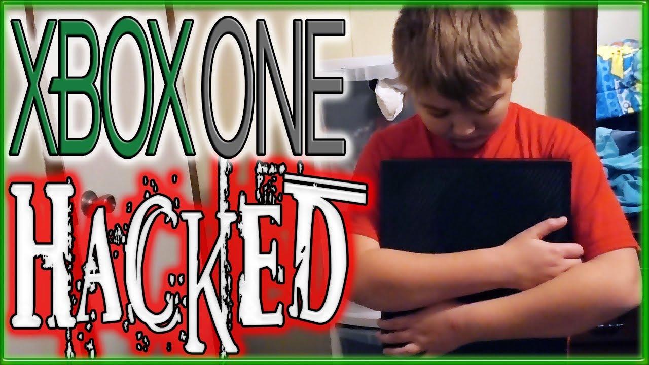 ALEX'S XBOX ONE GOT HACKED