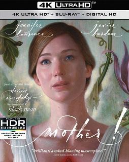 Mother 2017 UHD BluRay 2160p TrueHD Atmos 7.1 HEVC REMUX-FraMeSToR