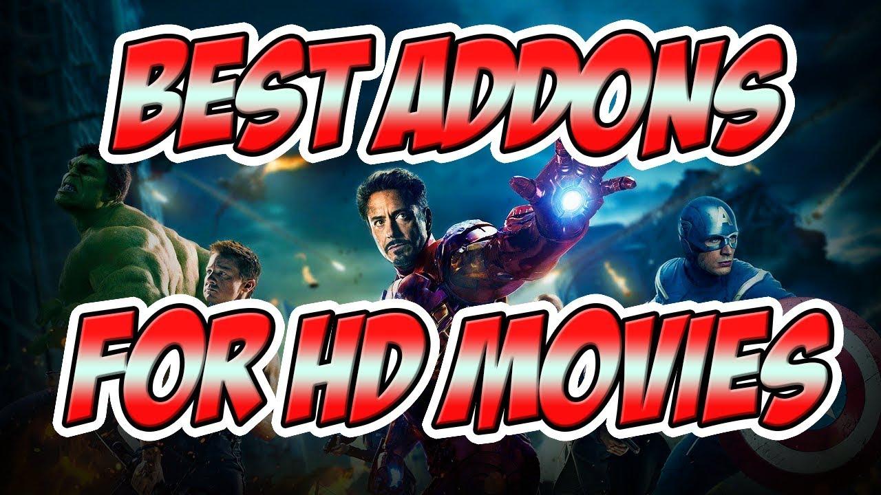 THE BEST MOVIE ADDONS FOR KODI 17!!! 4K 3D & HD – DECEMBER 2017