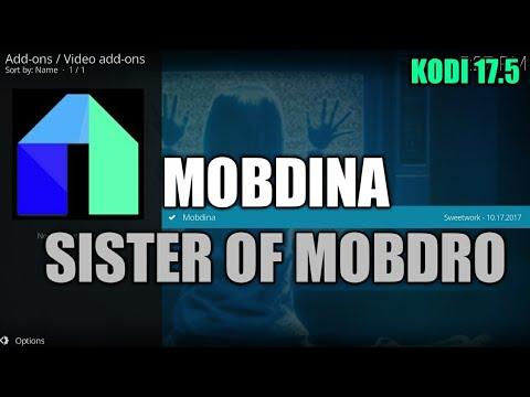 MOBDINA : BEST FREE IPTV ADDON FOR KODI | MOBDRO REPLACEMENT | LATEST DEC 2017
