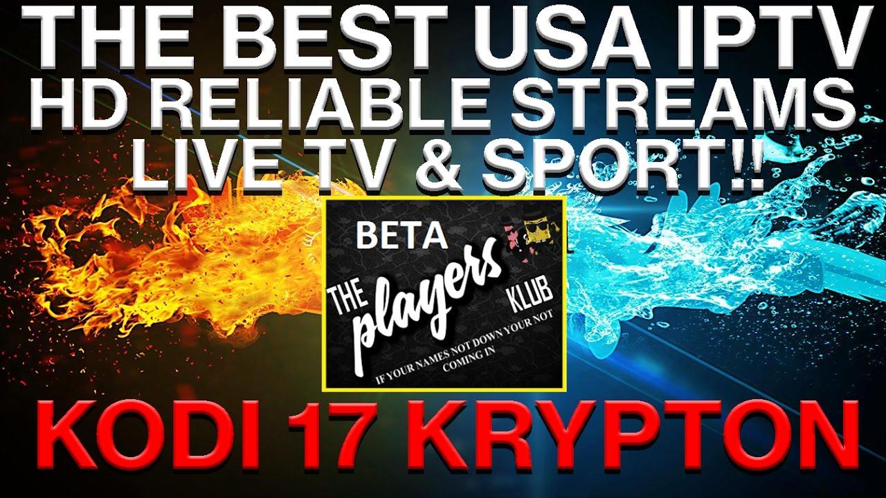 THE BEST FREE HD USA LIVE TV ADDON FOR KODI 17 KRYPTON 2017 – HD USA CHANNELS INCLUDING PREMIUM!!