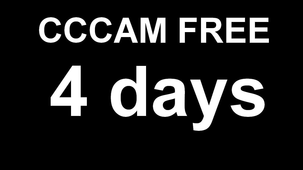 Super New Site Free CCCam Line 4 Days