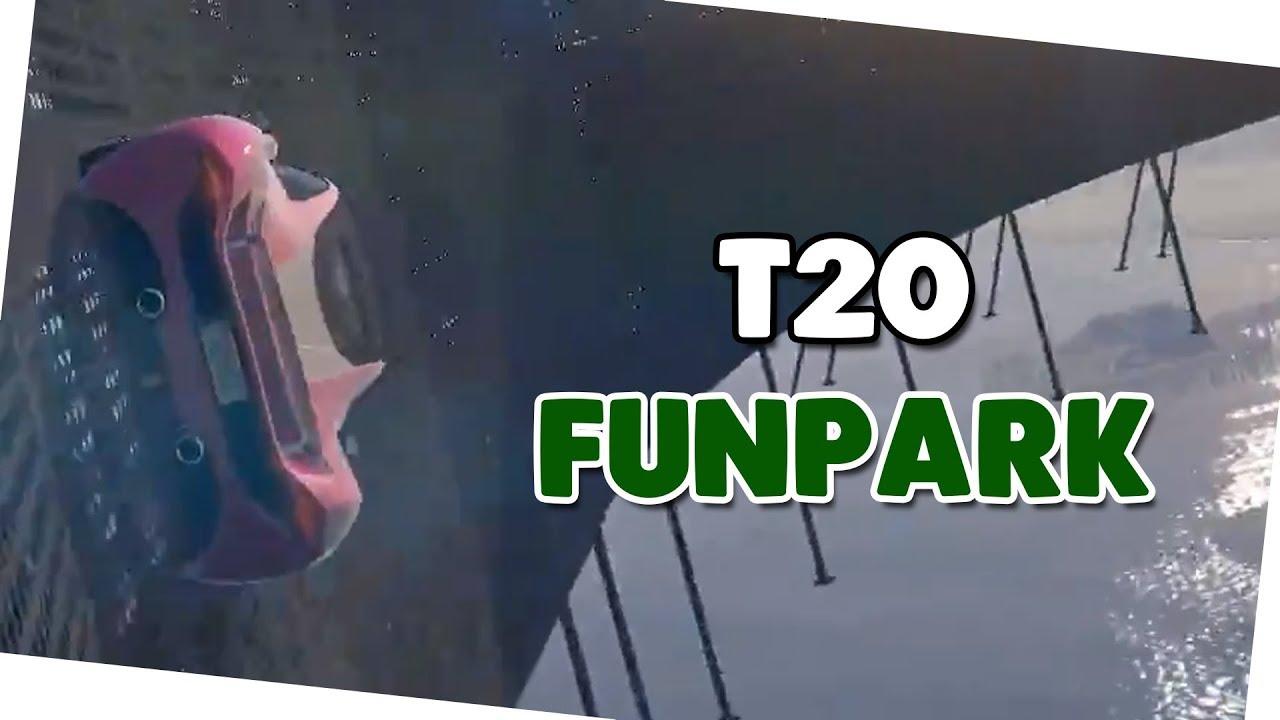 T20 Funpark 🍟 Parkour + Download 🍟 GTA V Custom Map #670