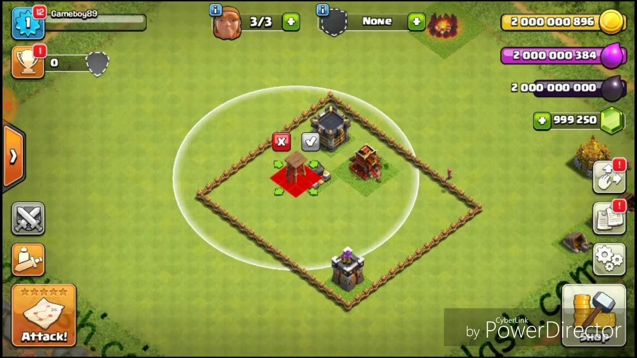 Clash of clans hack APK *full*