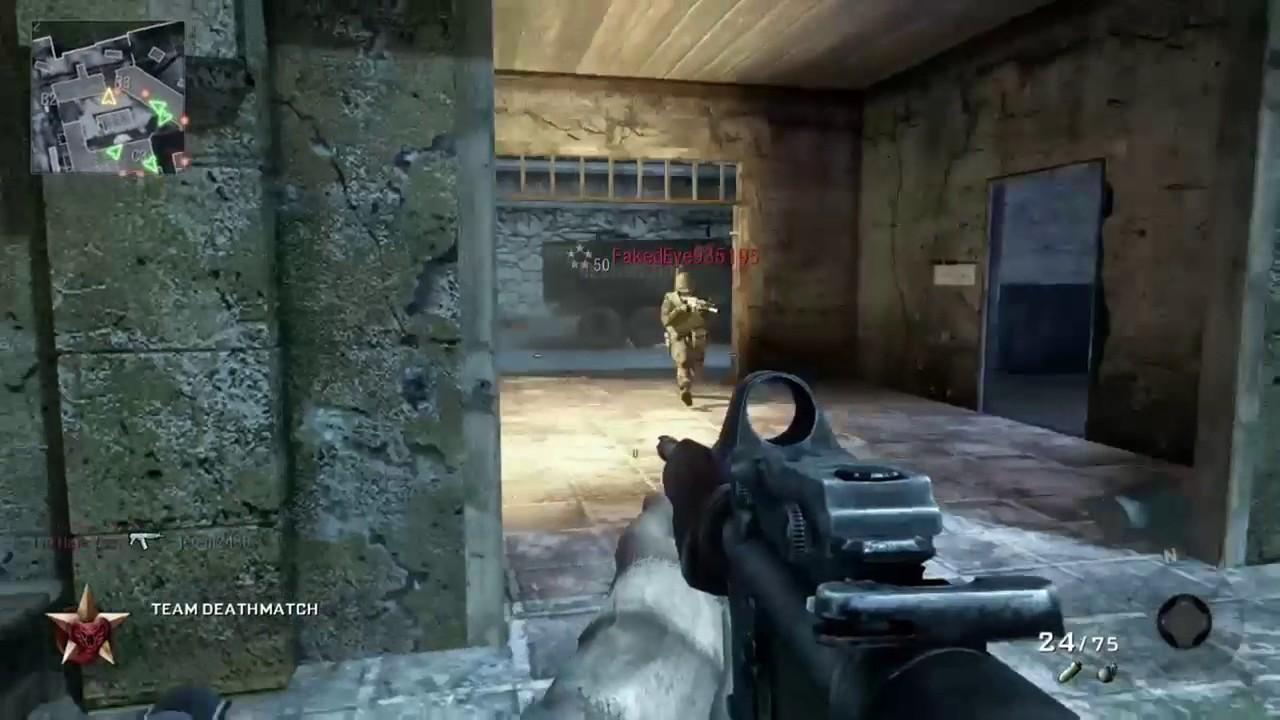 COD Black Ops 1 Hacker! (Xbox One Gameplay)