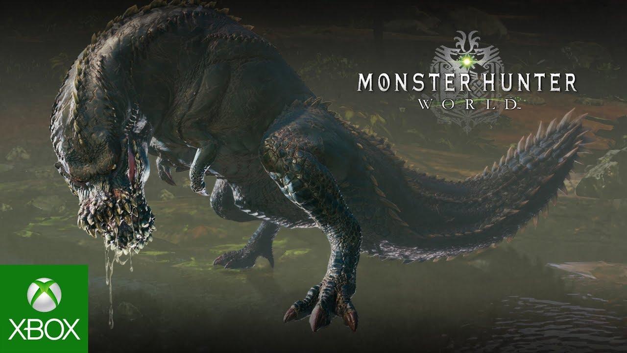 Monster Hunter: World – Free Title Update: Deviljho