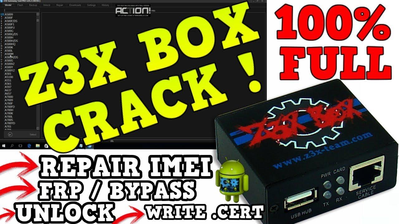crack box z3x - crack box z3x: