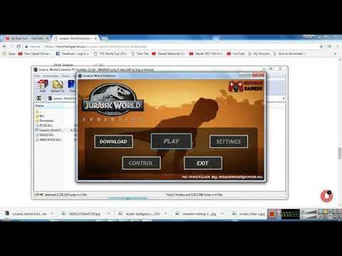 How to Download Jurassic World Evolution Full Crack For Pc1.mp4
