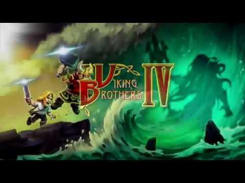 Viking Brothers 4 Mac Game Download Full Version