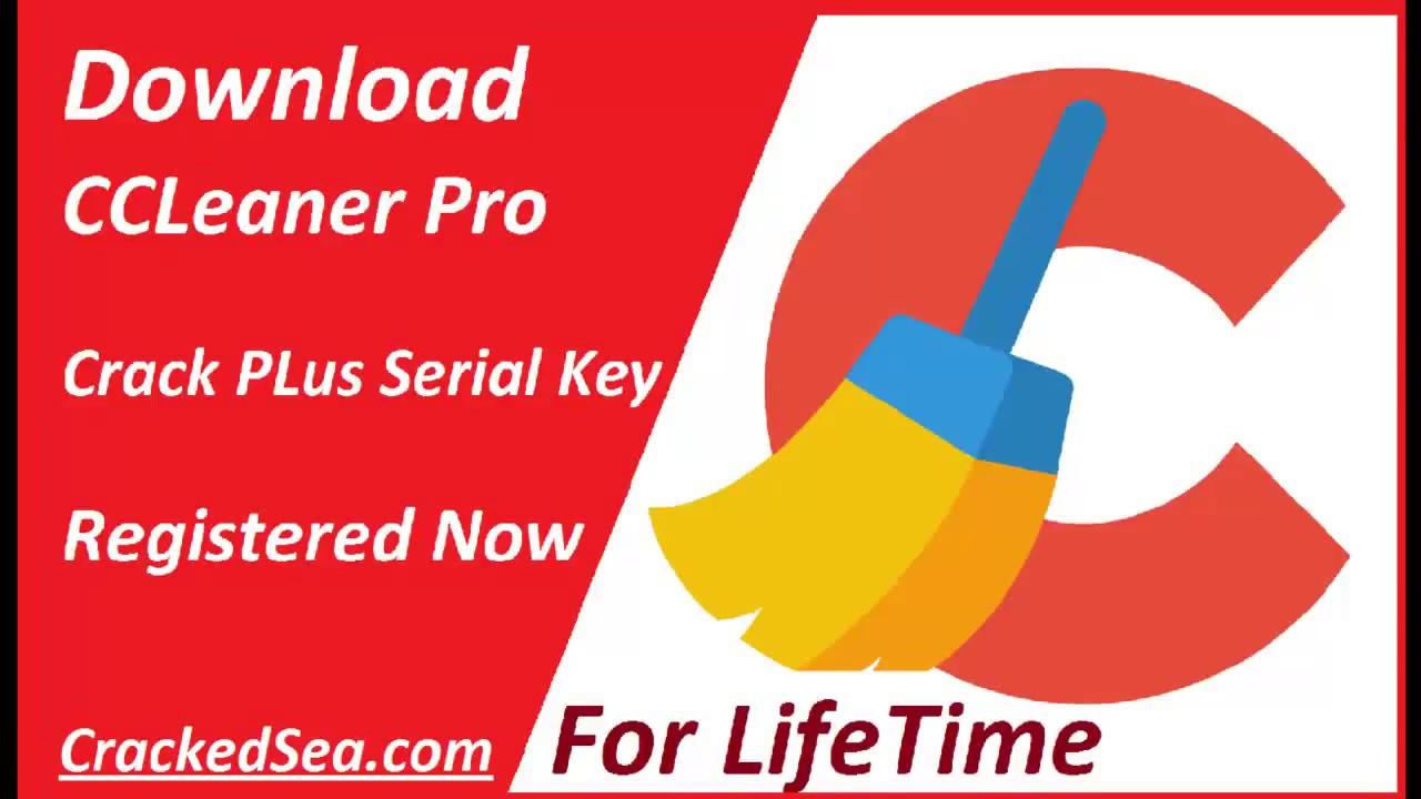 CCleaner Professional 5.44 Crack Plus Serial Key 2018 Full ...
