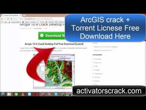arcgis 10.6 crack torrent download