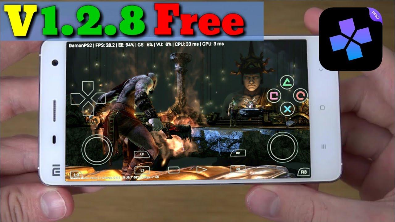 DAMON PS2 PRO V.1.2.8 СКАЧАТЬ БЕСПЛАТНО
