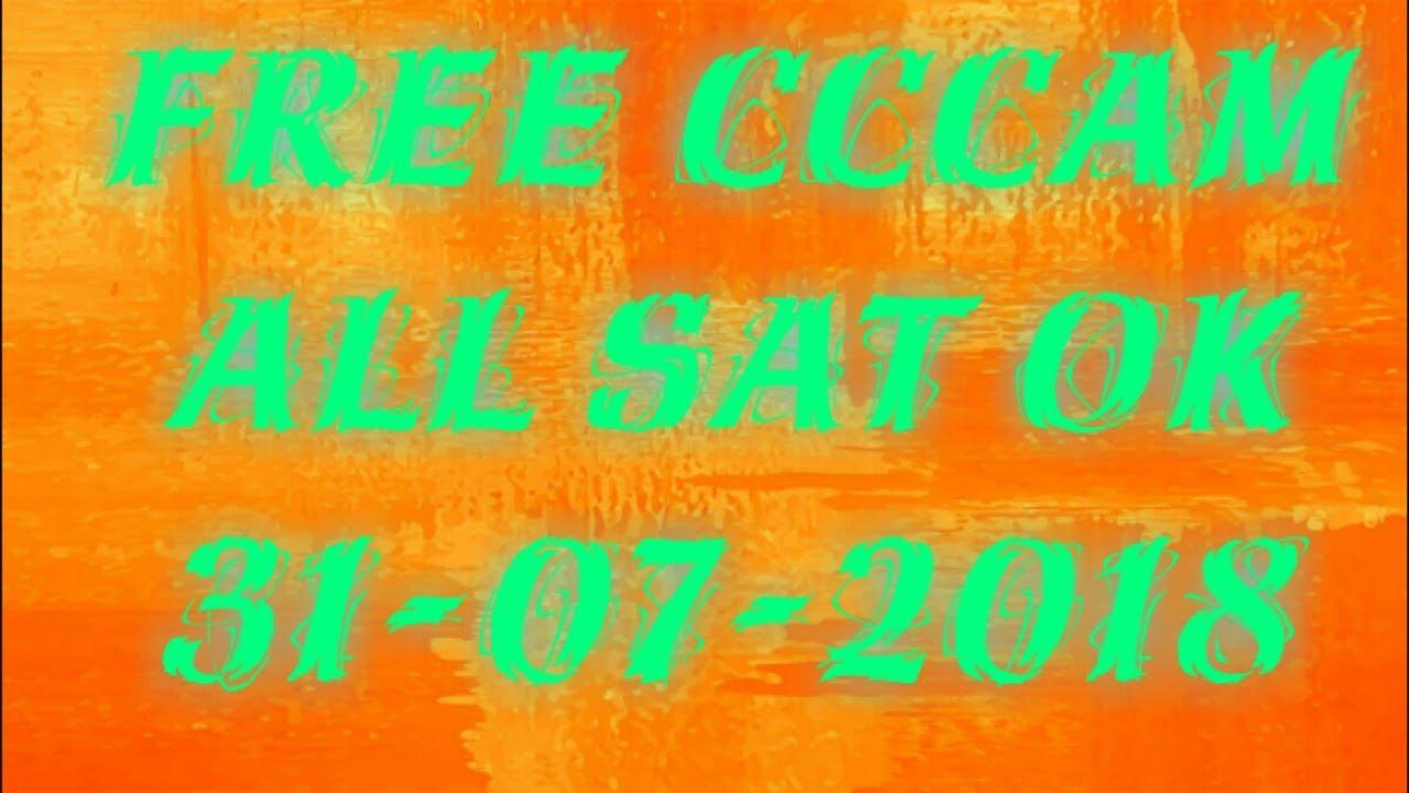 FREE CCCAM SERVER | 31-07-2018