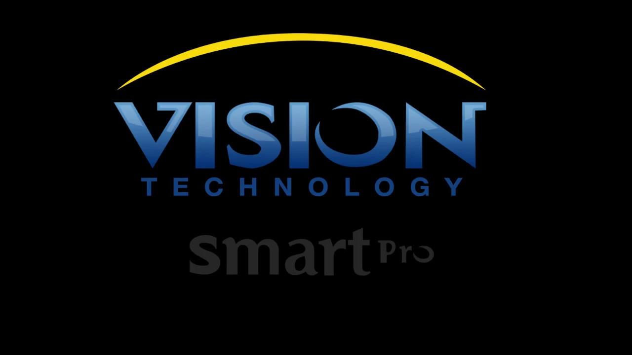 vision smart pro canalsat Back