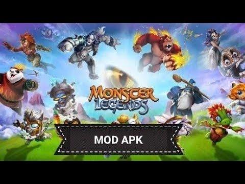 Monster Legends mod 9.2.14