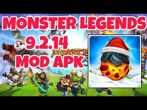 Monster Legends 9.2.14 MOD APK (3StarWin/HighDamage/Unlimtted Money) New Hack