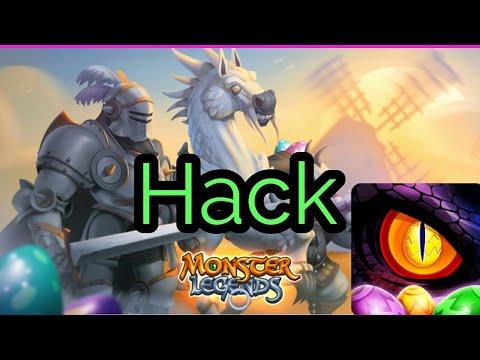Monster Legends | Mod Apk | V 6.3 | New Update | Hack