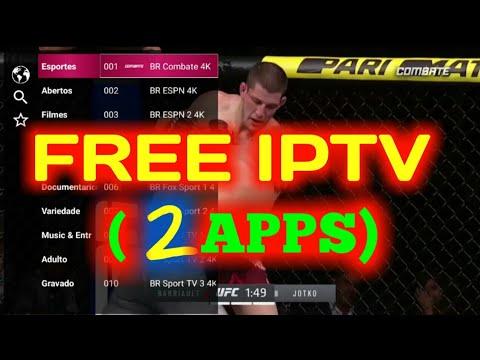 Best Free iptv apk…