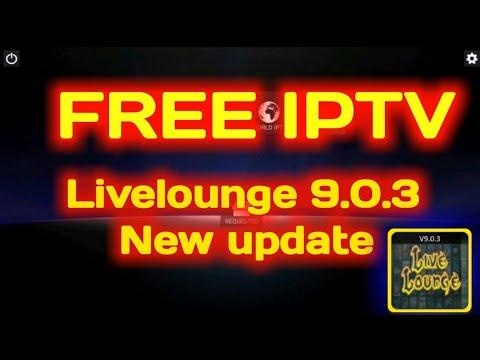 Free iptv – Livelounge app New update