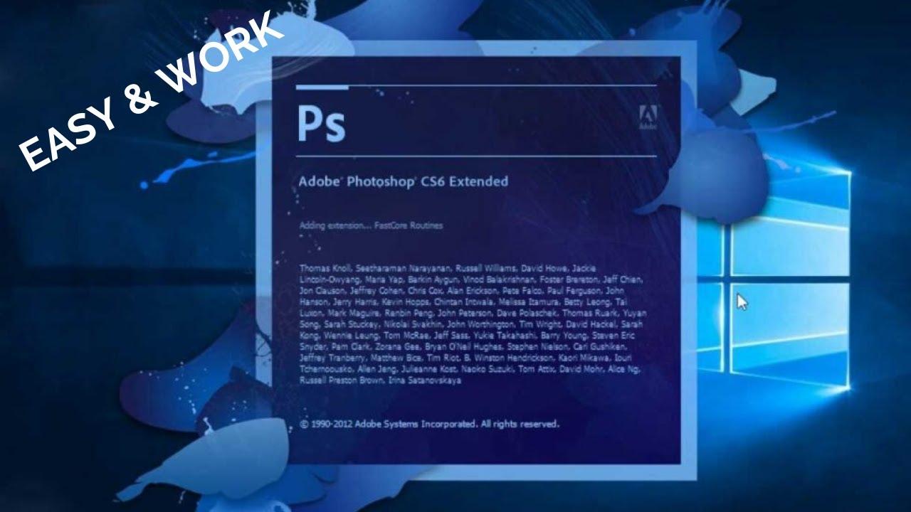 Cara Download Adobe Photoshop Cs6