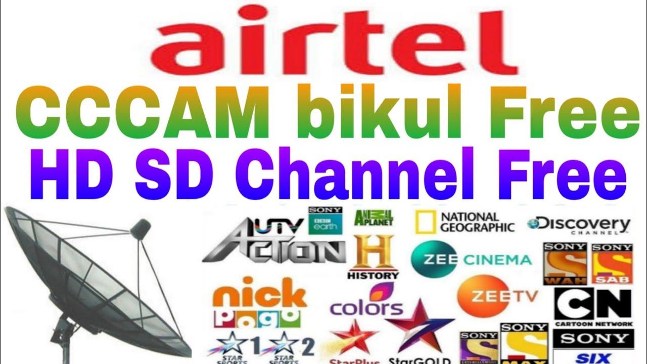Free Airtel Cccam 1 Month   Dishtv Cccam Free