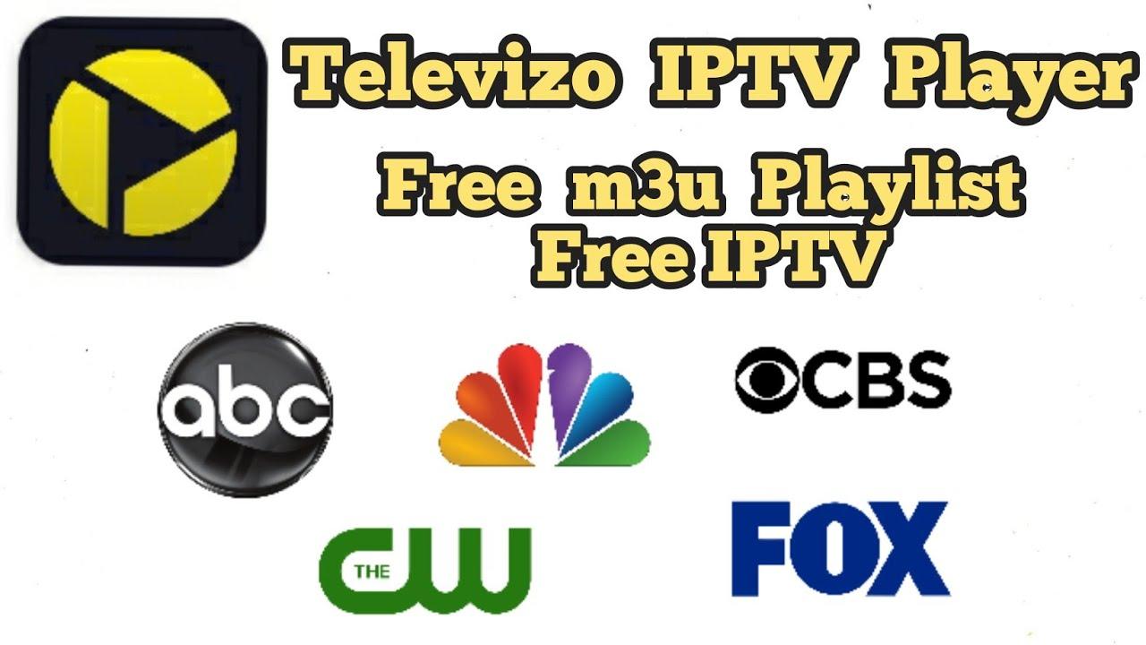TeleVizo IPTV Player – Free m3u Playlist  –  Watch  Live TV and Free IPTV – Better than TiviMate