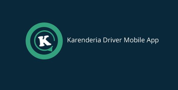 Karenderia Driver Mobile App v1.5