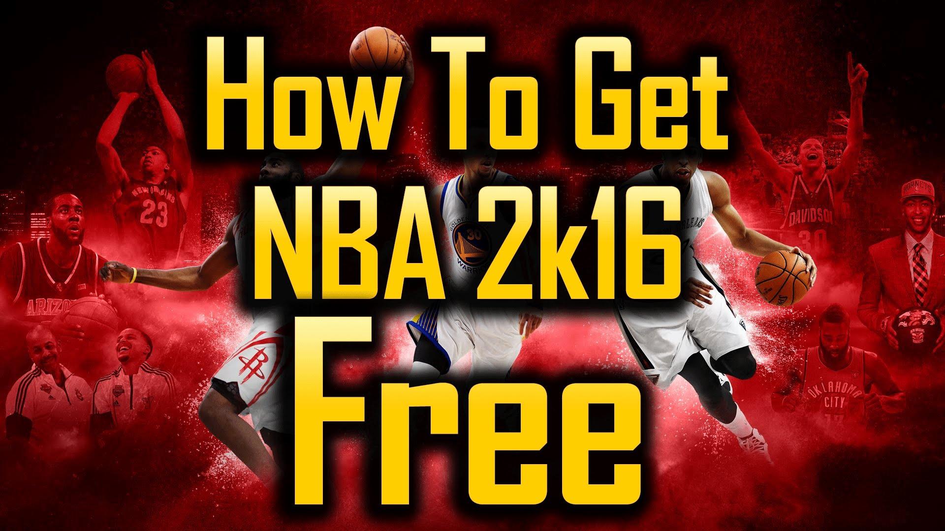 How To Get NBA 2k16 FREE for PS4 / XBOX ONE / PC ...  Nba 2k14 Graphics Comparison