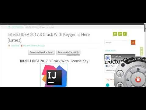 intellij idea 2017 license key