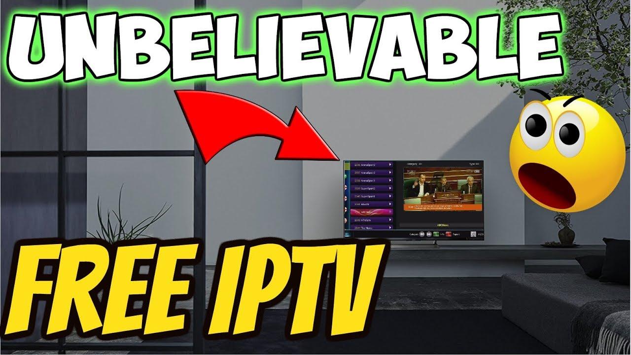 🔴AMAZING FREE IPTV APK IS BACK! Live TV & Sports Firestick & Android No Kodi No ADS 2018