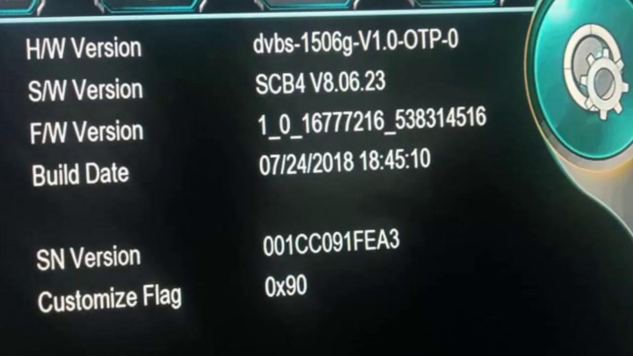 1506G New Softwear Ten Sport Working Install with USB 100% Working