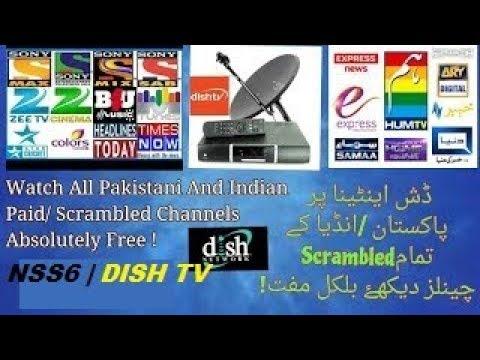 CLINE FREE | WATCH PAID DISH CHANNELS FREE | DISH TV | SUN DTH | HOTBIRD