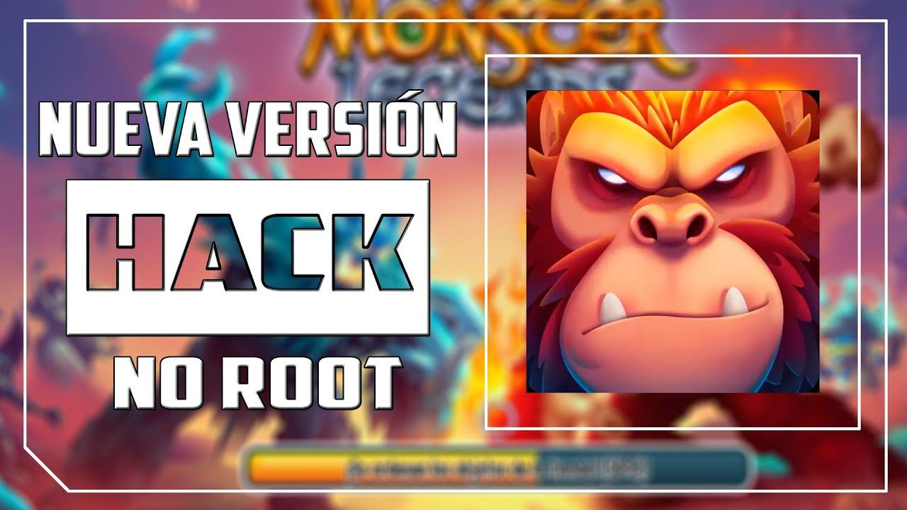 Hack de Monster Legends Versión 9.2.12 Siempre 3 Estrellas