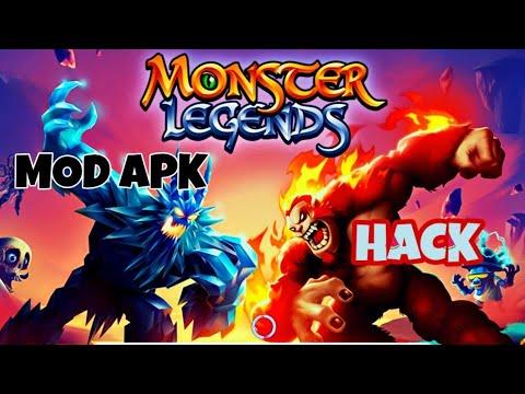 Monster Legends – RPG   Mod Apk   V 9.2.13   New Update   Cheat No Root   Hack