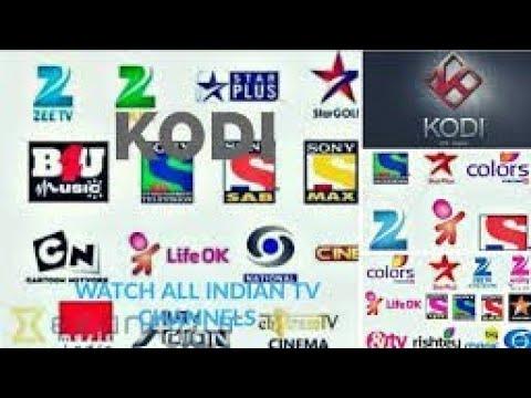 Kodi 18 all Indian Live tv channel full setup 2019, kodi addon on Amazon fire stick, android